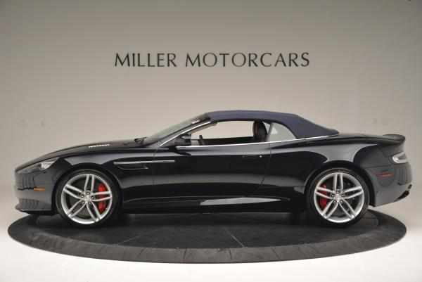 New 2016 Aston Martin DB9 GT Volante for sale Sold at Pagani of Greenwich in Greenwich CT 06830 15