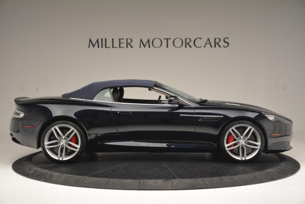 New 2016 Aston Martin DB9 GT Volante for sale Sold at Pagani of Greenwich in Greenwich CT 06830 16