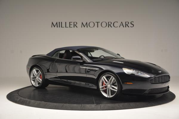 New 2016 Aston Martin DB9 GT Volante for sale Sold at Pagani of Greenwich in Greenwich CT 06830 17