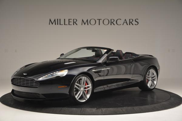 New 2016 Aston Martin DB9 GT Volante for sale Sold at Pagani of Greenwich in Greenwich CT 06830 2