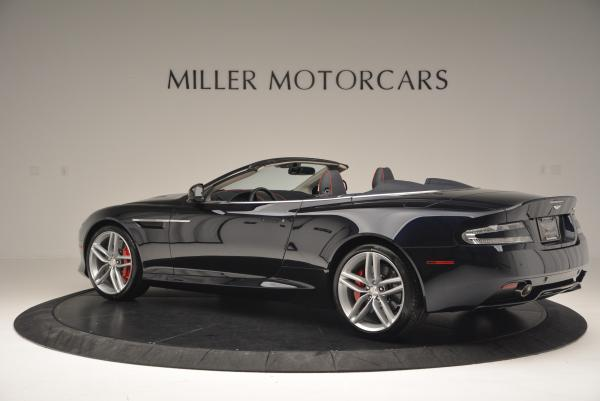 New 2016 Aston Martin DB9 GT Volante for sale Sold at Pagani of Greenwich in Greenwich CT 06830 4