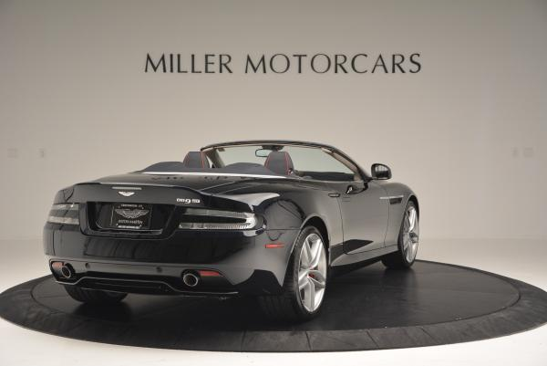 New 2016 Aston Martin DB9 GT Volante for sale Sold at Pagani of Greenwich in Greenwich CT 06830 7