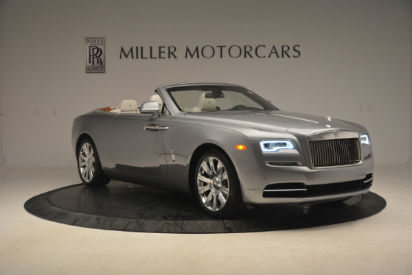 Used 2017 Rolls-Royce Dawn for sale Sold at Pagani of Greenwich in Greenwich CT 06830 11