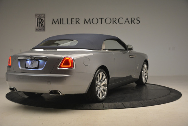 Used 2017 Rolls-Royce Dawn for sale Sold at Pagani of Greenwich in Greenwich CT 06830 19