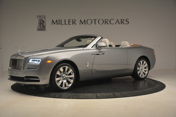 Used 2017 Rolls-Royce Dawn for sale Sold at Pagani of Greenwich in Greenwich CT 06830 2