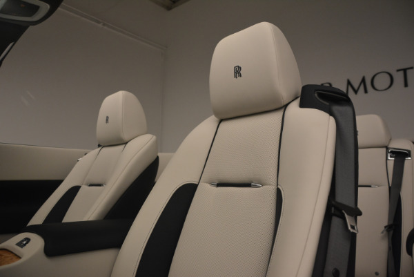 Used 2017 Rolls-Royce Dawn for sale Sold at Pagani of Greenwich in Greenwich CT 06830 27