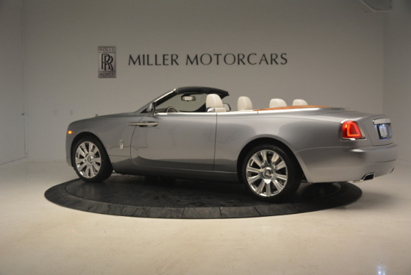 Used 2017 Rolls-Royce Dawn for sale Sold at Pagani of Greenwich in Greenwich CT 06830 4