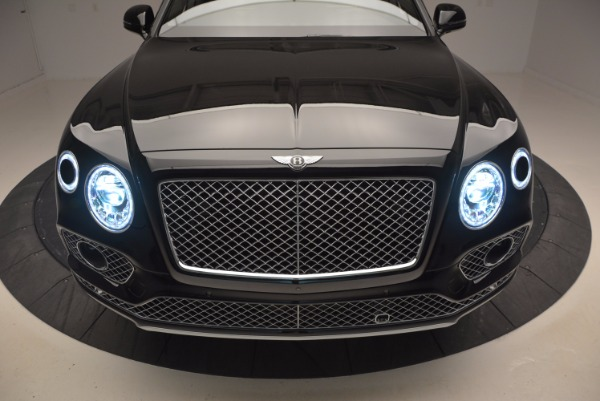 New 2017 Bentley Bentayga for sale Sold at Pagani of Greenwich in Greenwich CT 06830 16
