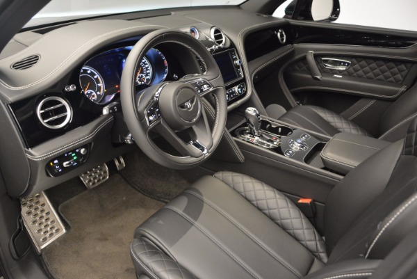 New 2017 Bentley Bentayga for sale Sold at Pagani of Greenwich in Greenwich CT 06830 23