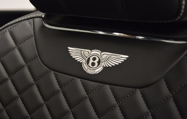 New 2017 Bentley Bentayga for sale Sold at Pagani of Greenwich in Greenwich CT 06830 25