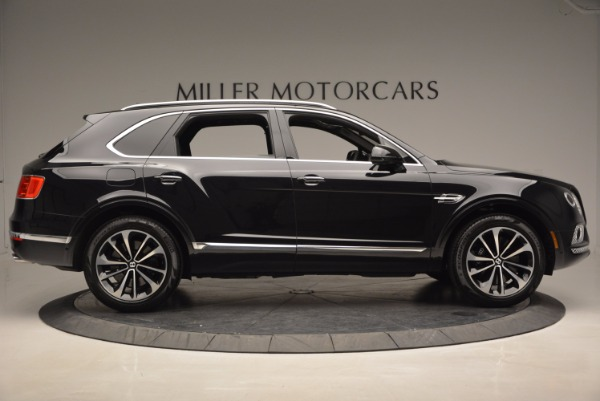New 2017 Bentley Bentayga for sale Sold at Pagani of Greenwich in Greenwich CT 06830 9