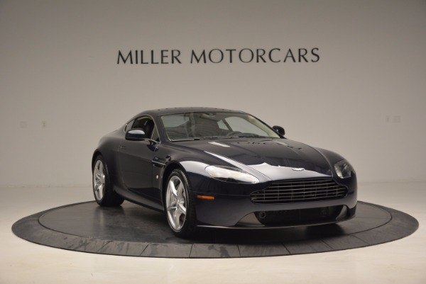 Used 2016 Aston Martin V8 Vantage for sale Sold at Pagani of Greenwich in Greenwich CT 06830 11
