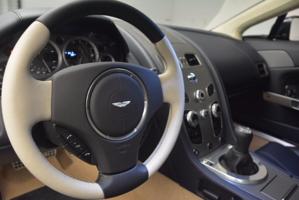 Used 2016 Aston Martin V8 Vantage for sale Sold at Pagani of Greenwich in Greenwich CT 06830 16