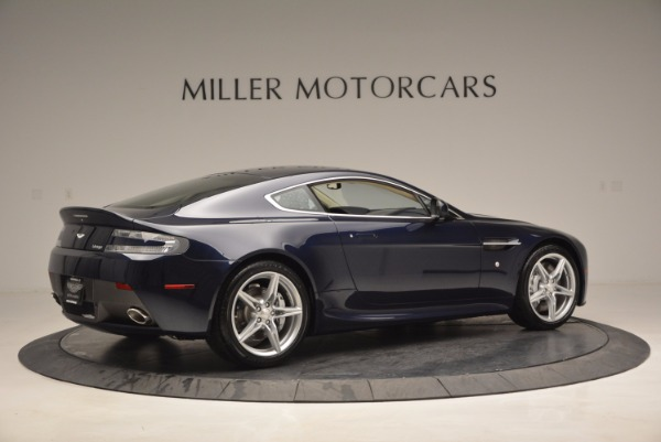 Used 2016 Aston Martin V8 Vantage for sale Sold at Pagani of Greenwich in Greenwich CT 06830 8