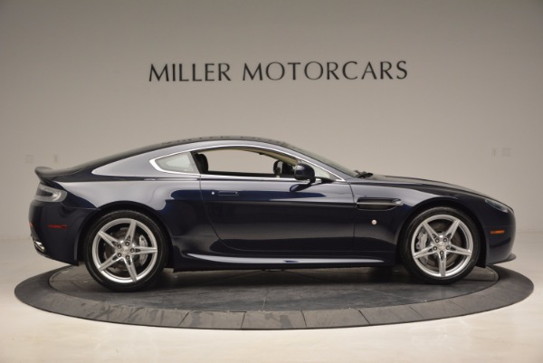 Used 2016 Aston Martin V8 Vantage for sale Sold at Pagani of Greenwich in Greenwich CT 06830 9