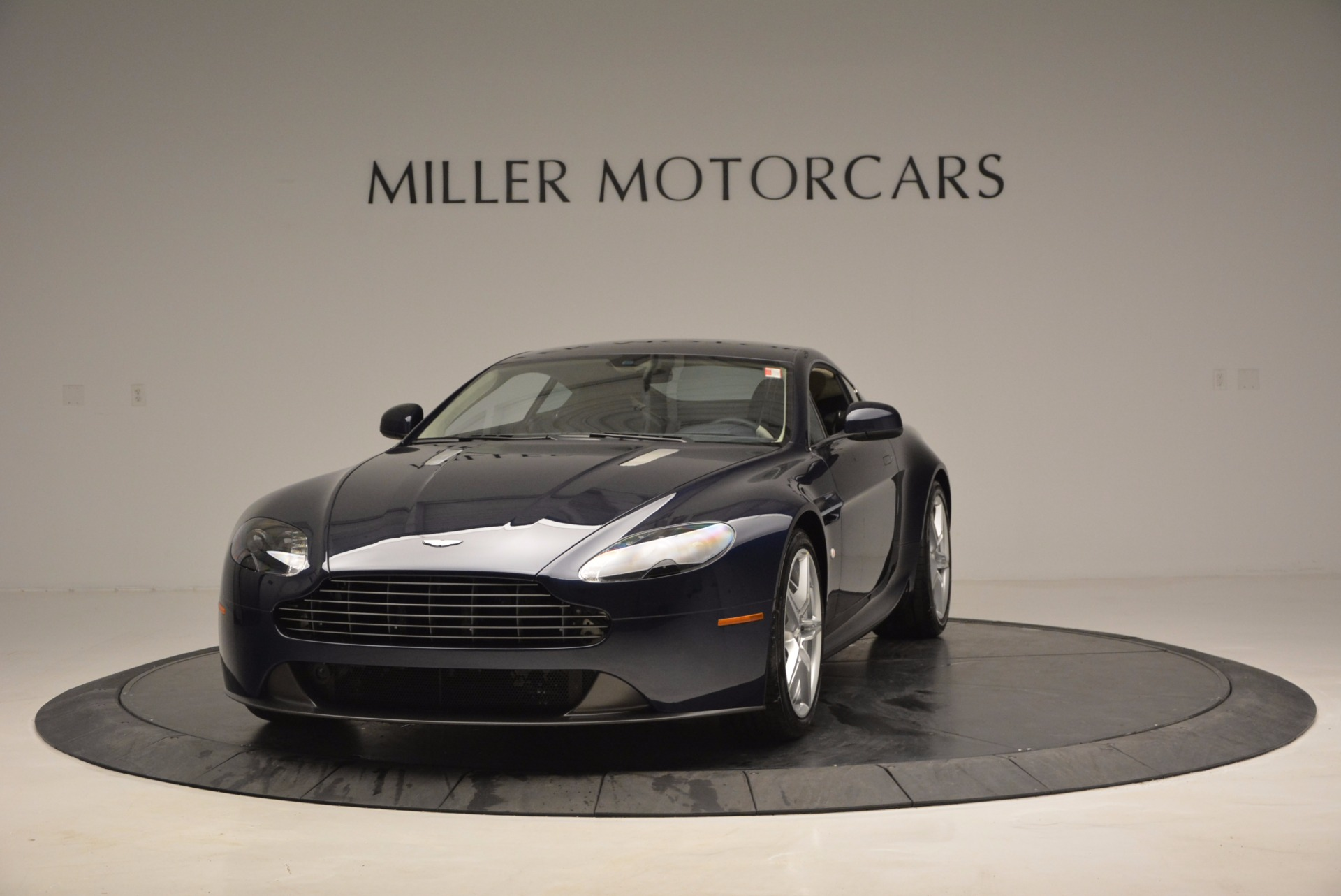 Used 2016 Aston Martin V8 Vantage for sale Sold at Pagani of Greenwich in Greenwich CT 06830 1