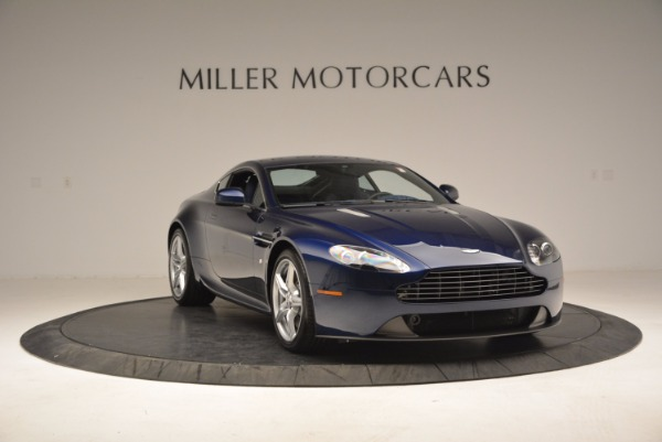New 2016 Aston Martin V8 Vantage for sale Sold at Pagani of Greenwich in Greenwich CT 06830 11
