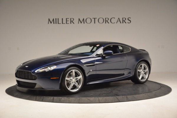 New 2016 Aston Martin V8 Vantage for sale Sold at Pagani of Greenwich in Greenwich CT 06830 2