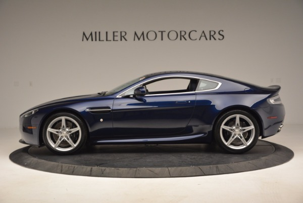 New 2016 Aston Martin V8 Vantage for sale Sold at Pagani of Greenwich in Greenwich CT 06830 3
