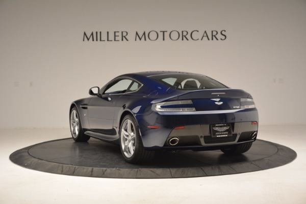 New 2016 Aston Martin V8 Vantage for sale Sold at Pagani of Greenwich in Greenwich CT 06830 5