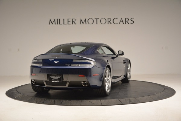 New 2016 Aston Martin V8 Vantage for sale Sold at Pagani of Greenwich in Greenwich CT 06830 7