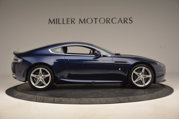 New 2016 Aston Martin V8 Vantage for sale Sold at Pagani of Greenwich in Greenwich CT 06830 9