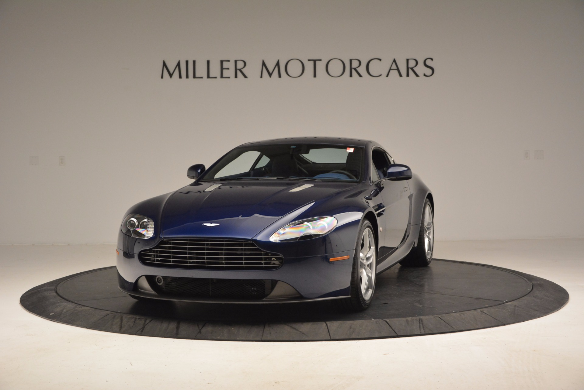 New 2016 Aston Martin V8 Vantage for sale Sold at Pagani of Greenwich in Greenwich CT 06830 1