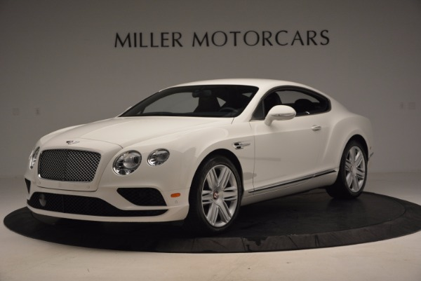 Used 2016 Bentley Continental GT V8 for sale Sold at Pagani of Greenwich in Greenwich CT 06830 2