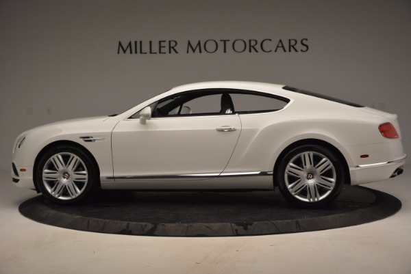Used 2016 Bentley Continental GT V8 for sale Sold at Pagani of Greenwich in Greenwich CT 06830 3