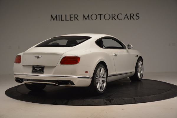 Used 2016 Bentley Continental GT V8 for sale Sold at Pagani of Greenwich in Greenwich CT 06830 7
