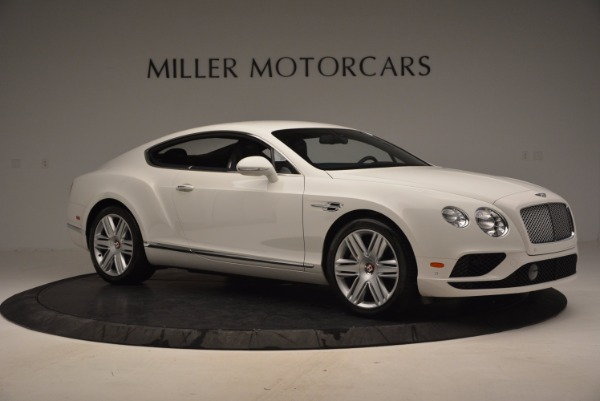 Used 2016 Bentley Continental GT V8 for sale Sold at Pagani of Greenwich in Greenwich CT 06830 9