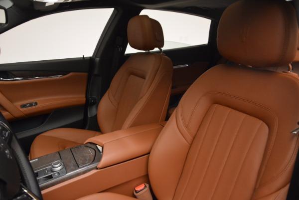 New 2017 Maserati Quattroporte SQ4 for sale Sold at Pagani of Greenwich in Greenwich CT 06830 13