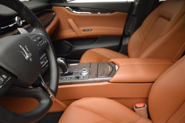 New 2017 Maserati Quattroporte SQ4 for sale Sold at Pagani of Greenwich in Greenwich CT 06830 14