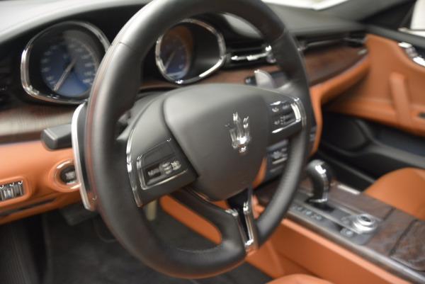 New 2017 Maserati Quattroporte SQ4 for sale Sold at Pagani of Greenwich in Greenwich CT 06830 16