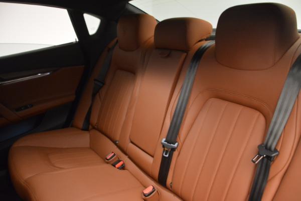 New 2017 Maserati Quattroporte SQ4 for sale Sold at Pagani of Greenwich in Greenwich CT 06830 17