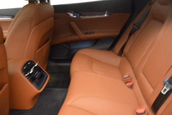 New 2017 Maserati Quattroporte SQ4 for sale Sold at Pagani of Greenwich in Greenwich CT 06830 18