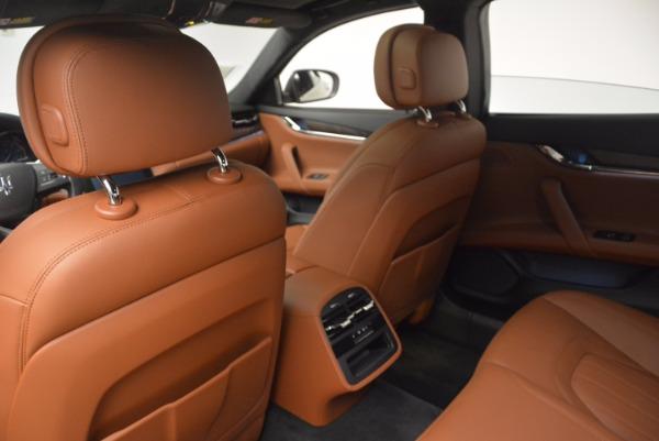 New 2017 Maserati Quattroporte SQ4 for sale Sold at Pagani of Greenwich in Greenwich CT 06830 19