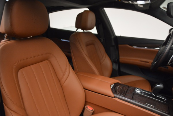 New 2017 Maserati Quattroporte SQ4 for sale Sold at Pagani of Greenwich in Greenwich CT 06830 20
