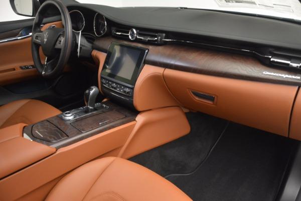 New 2017 Maserati Quattroporte SQ4 for sale Sold at Pagani of Greenwich in Greenwich CT 06830 22