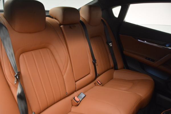 New 2017 Maserati Quattroporte SQ4 for sale Sold at Pagani of Greenwich in Greenwich CT 06830 23