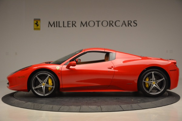 Used 2014 Ferrari 458 Spider for sale Sold at Pagani of Greenwich in Greenwich CT 06830 15
