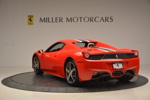 Used 2014 Ferrari 458 Spider for sale Sold at Pagani of Greenwich in Greenwich CT 06830 17