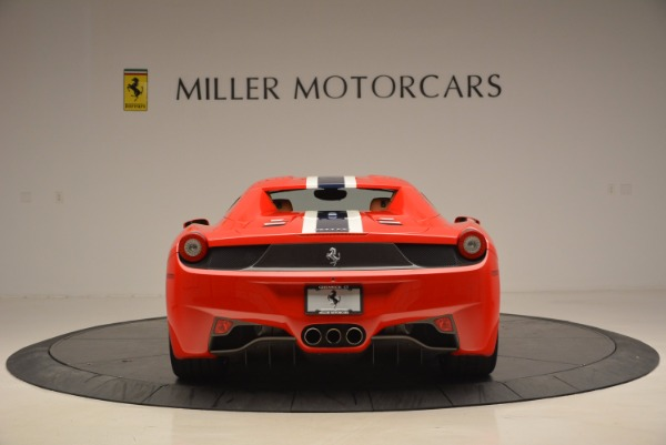 Used 2014 Ferrari 458 Spider for sale Sold at Pagani of Greenwich in Greenwich CT 06830 18
