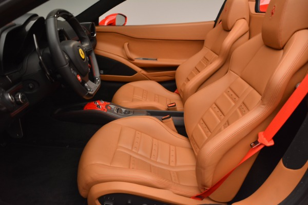 Used 2014 Ferrari 458 Spider for sale Sold at Pagani of Greenwich in Greenwich CT 06830 26