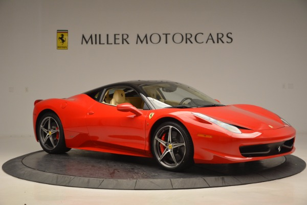 Used 2011 Ferrari 458 Italia for sale Sold at Pagani of Greenwich in Greenwich CT 06830 10