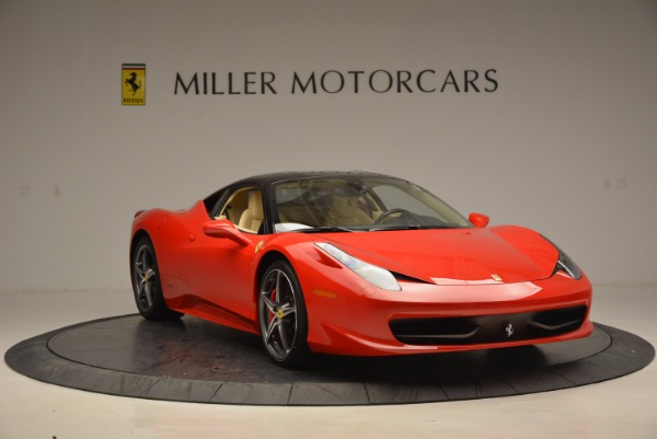 Used 2011 Ferrari 458 Italia for sale Sold at Pagani of Greenwich in Greenwich CT 06830 11