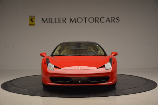 Used 2011 Ferrari 458 Italia for sale Sold at Pagani of Greenwich in Greenwich CT 06830 12