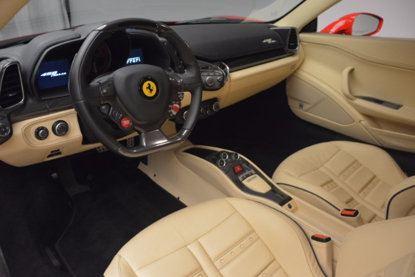 Used 2011 Ferrari 458 Italia for sale Sold at Pagani of Greenwich in Greenwich CT 06830 13