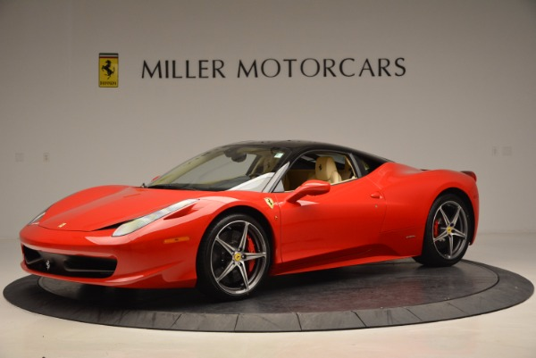 Used 2011 Ferrari 458 Italia for sale Sold at Pagani of Greenwich in Greenwich CT 06830 2