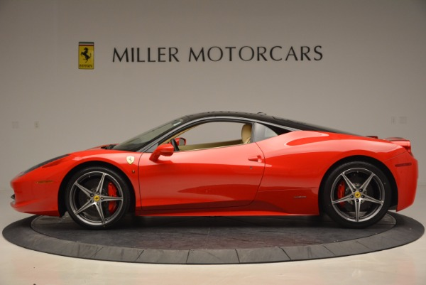 Used 2011 Ferrari 458 Italia for sale Sold at Pagani of Greenwich in Greenwich CT 06830 3